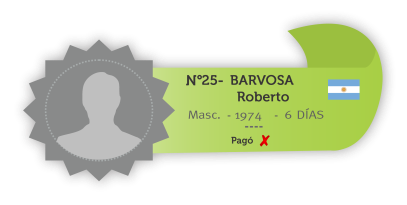 BARBOSA ROBERTO