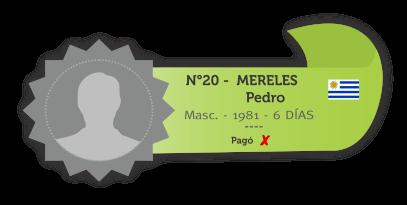 Mereles Pedro