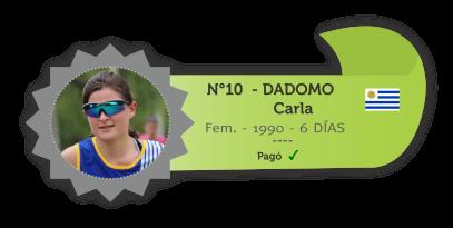 cARLA dADOMO 2