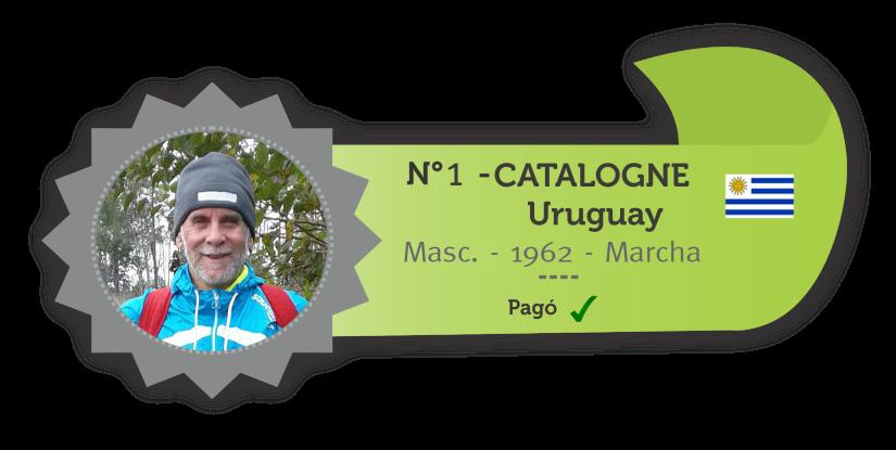 Uruguay Catalogne